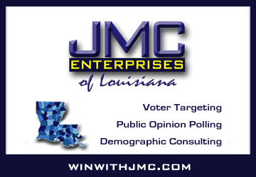 Decision 2012 – Louisiana Presidential Election Results