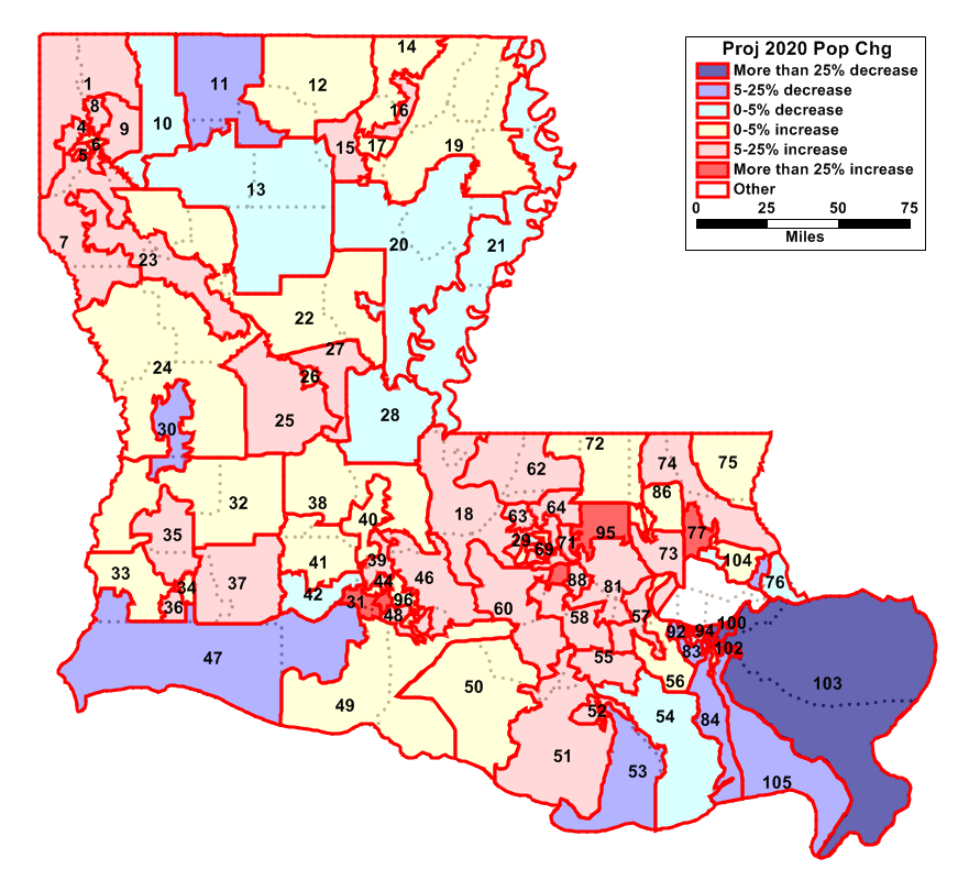 Louisiana State Representative District Map MAP - Louisiana us representative map
