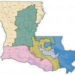 Proposed Democratic Congressional District Map